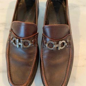 Salvatore Ferragamo loafers: Size 10.5